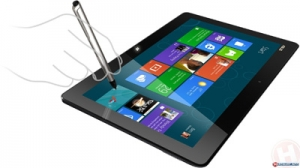 De verschillende uitvoeringen van tablets vergelijken.