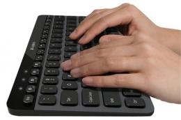 Een gebruiksvriendelijk toetsenbord.